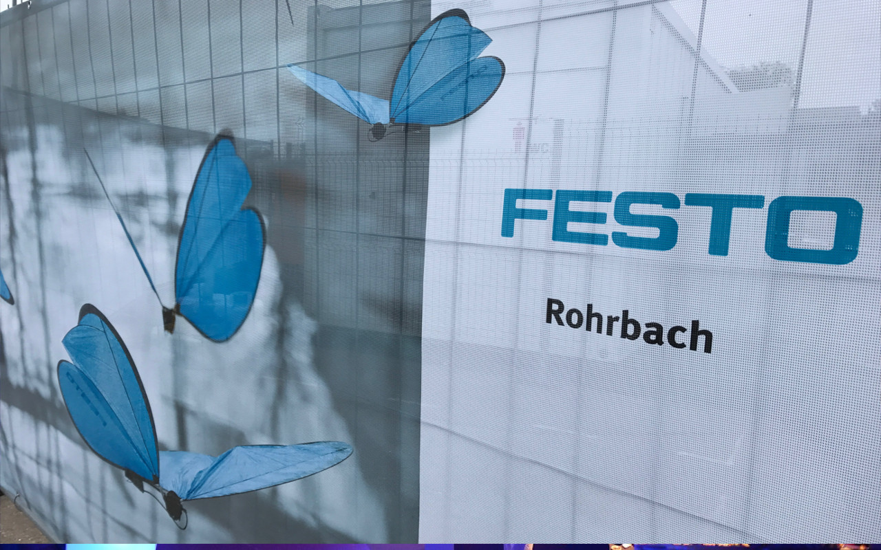 Familienfest Festo Standort Rohrbach