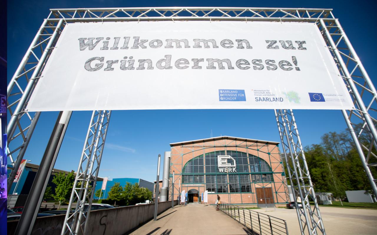 Gründermesse 2018