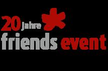 20 Jahre friends event